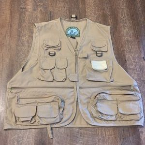Master Sportsman Large Fishing Vest
